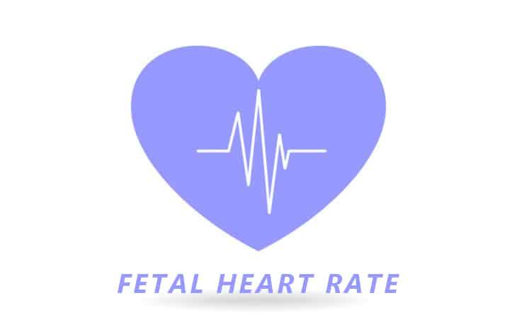 the effect of chorionic villus sampling on fetal heart rate